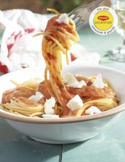 Set: Maggi fix & frisch Spaghetti Tomate-Mozzarella  - 2145300000661