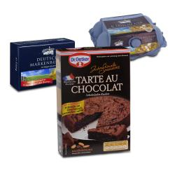 Set: Dr. Oetker Tarte Au Chocolat  - 2145300000733