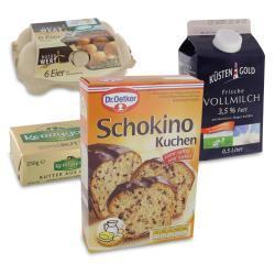Set: Dr. Oetker Schokino Kuchen  - 2145300000821