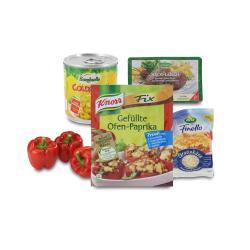 Set: Knorr Fix Gefüllte Ofen-Paprika  - 2145300001345