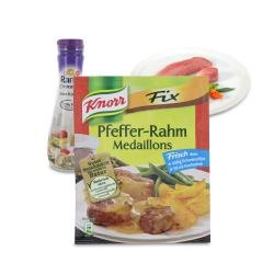 Set: Knorr Fix Pfeffer-Rahm Medaillons  - 2145300001635