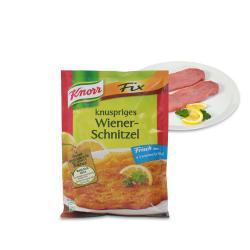 Set: Knorr Fix Knuspriges Wiener Schnitzel  - 2145300001664