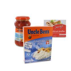 Set: Uncle Ben's Sauce Chinesisch Süß-Sauer  - 2145300002250