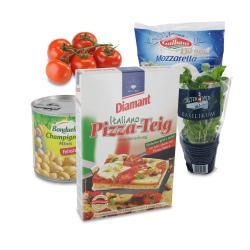 Set: Diamant Pizza-Teig italiano  - 2145300002377
