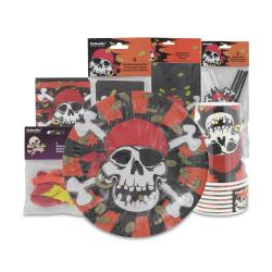 Set: Piratenparty Jolly Roger  - 2145300002638