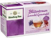 Bünting Blütentraum Lavendelblüte Granatapfel  <nobr>(20 x 2,50 g)</nobr> - 4008837220536