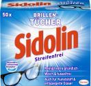 Sidolin Brillentücher streifenfrei  <nobr>(50 St.)</nobr> - 4015000018753