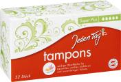 Jeden Tag Tampons Super Plus  <nobr>(32 St.)</nobr> - 4306188343783