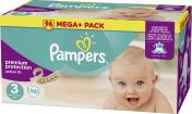Pampers Active Fit Gr. 3 Midi 5-9kg  <nobr>(100 St.)</nobr> - 4015400764274