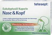 Tetesept Schnupfen Kapseln forte Nase & Kopf  <nobr>(20 St.)</nobr> - 4008491116138