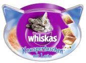 Whiskas Knuspertaschen mit Lachs  <nobr>(60 g)</nobr> - 5998749108536