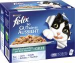 Felix So gut wie es aussieht mit Lachs, Scholle, Kabeljau und Thunfisch  <nobr>(12 x 100 g)</nobr> - 7613031294152