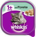 Whiskas 1+ mit Forelle  <nobr>(100 g)</nobr> - 4008429049750