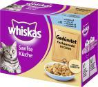 Whiskas Sanfte Küche gedünstet Fischauswahl in Gelee  <nobr>(12 x 85 g)</nobr> - 4770608233006
