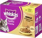 Whiskas Adult Sanfte Küche Geflügelauswahl in Gelee gegrillt  <nobr>(12 x 85 g)</nobr> - 4770608232887