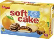 Griesson Soft Cake Vollmilchschokolade Orange  <nobr>(300 g)</nobr> - 4001518103487
