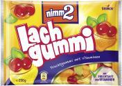 Nimm2 Lachgummi Fruchtgummi mit Vitaminen  <nobr>(250 g)</nobr> - 4014400901818