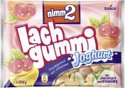 Nimm2 Lachgummi Joghurt  <nobr>(250 g)</nobr> - 4014400910766