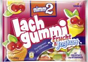 Nimm2 Lachgummi Frucht & Joghurt  <nobr>(250 g)</nobr> - 4014400912166