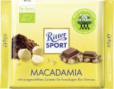 Ritter Sport Bio-Genuss Macadamia  <nobr>(65 g)</nobr> - 4000417754004