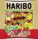 Haribo Saft Goldbären  <nobr>(450 g)</nobr> - 4001686386941