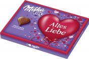 Milka I love Milka Pralinés Nuss-Nougat  <nobr>(110 g)</nobr> - 7622210146038
