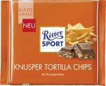 Ritter Sport Bunte Vielfalt Knusper Tortilla Chips  <nobr>(100 g)</nobr> - 4000417218001