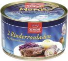 Simon Rinderrouladen  <nobr>(400 g)</nobr> - 4