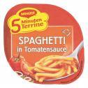 Maggi 5 Minuten Terrine Spaghetti in Tomatensauce  <nobr>(60 g)</nobr> - 4