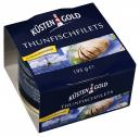 Küstengold Thunfischfilets in Sonnenblumenöl  <nobr>(140 g)</nobr> - 4250426208290