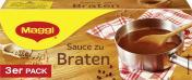 Maggi Delikatess Sauce zu Braten  <nobr>(3 x 0,25 l)</nobr> - 4005500319207