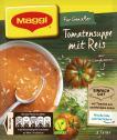 Maggi Für Genießer Tomatensuppe mit Reis  - 4