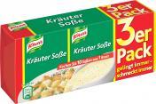 Knorr Kräuter Soße  <nobr>(750 ml)</nobr> - 4