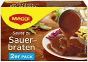 Maggi Delikatess Sauce zu Sauerbraten  <nobr>(2 x 0,25 l)</nobr> - 4005500316435