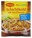 Maggi fix & frisch Schichtkohl mit Hackfleisch  <nobr>(31 g)</nobr> - 7