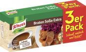 Knorr Braten Soße extra  <nobr>(3 x 0,25 l)</nobr> - 4038700117007
