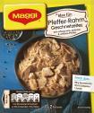 Maggi fix & frisch Pfeffer-Rahm Geschnetzeltes  <nobr>(31 g)</nobr> - 7613033309540