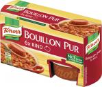 Knorr Bouillon Pur Rind  <nobr>(6 x 0,50 l)</nobr> - 8712566361472