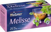 Meßmer Melissen-Mischung  <nobr>(25 x 2 g)</nobr> - 4001257158007