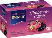 Meßmer Himbeere-Cassis  <nobr>(20 x 2,50 g)</nobr> - 4002221017252