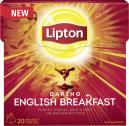 Lipton Black Tea Daring English Breakfast Pyramidenbeutel  <nobr>(36 g)</nobr> - 8712100775727