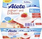 Alete Joghurt und Erdbeere  <nobr>(4 x 100 g)</nobr> - 4251099609674
