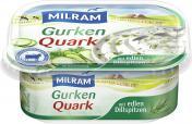 Milram Gurkenquark mit edlen Dillspitzen  <nobr>(200 g)</nobr> - 40363370