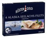 Küstengold Alaska Seelachs-Filets  <nobr>(400 g)</nobr> - 4005979003935