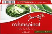 Jeden Tag Rahmspinat  <nobr>(450 g)</nobr> - 4306188819813