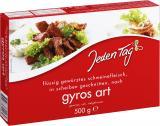 Jeden Tag Schweinefleisch in Scheiben nach Gyros Art  <nobr>(500 g)</nobr> - 4306188821069