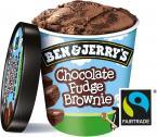 Ben und Jerry&apos;s Chocolate Fudge Brownie  <nobr>(500 ml)</nobr> - 76840600038