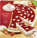 Coppenrath & Wiese Meistertorte Erdbeer-Frischkäse  <nobr>(1,10 kg)</nobr> - 4008577006674