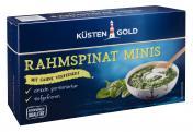 Küstengold Rahmspinat Minis  <nobr>(450 g)</nobr> - 4250426211825
