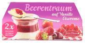 Gelato Classico Beerentraum auf Vanille Eiscreme im Weck-Glas  <nobr>(2 x 175 ml)</nobr> - 4250367512227